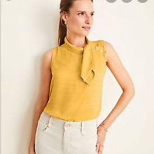 Anna Taylor Blouse yellow
